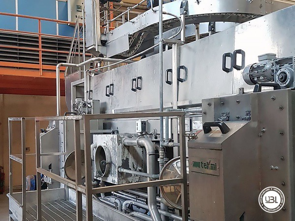 Used Isobaric Complete Glass Line for Sparkling Water, Water 60000 bph - 4