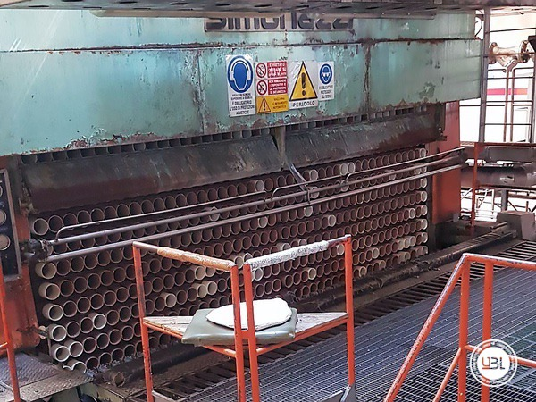 Used Isobaric Complete Glass Line for Sparkling Water, Water 60000 bph - 6