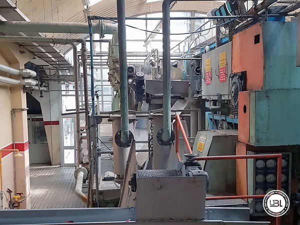 Used Isobaric Complete Glass Line for Sparkling Water, Water 60000 bph - 7