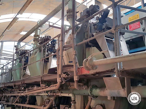 Used Isobaric Complete Glass Line for Sparkling Water, Water 60000 bph - 8