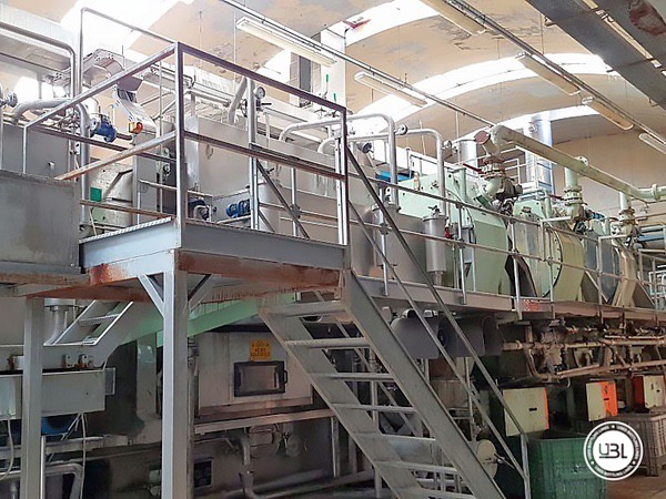 Used Isobaric Complete Glass Line for Sparkling Water, Water 60000 bph - 9