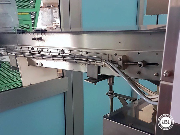 Used Isobaric Complete Glass Line for Sparkling Water, Water 60000 bph - 13
