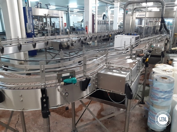 Used Isobaric Complete PET Line for Sparkling Water, Water 12500 bph - 11