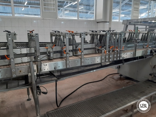 Used Isobaric Complete PET Line for Sparkling Water, Water 12500 bph - 18