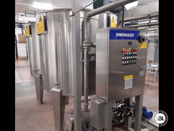 Used Isobaric Complete PET Line for Sparkling Water, Water 12500 bph - 5