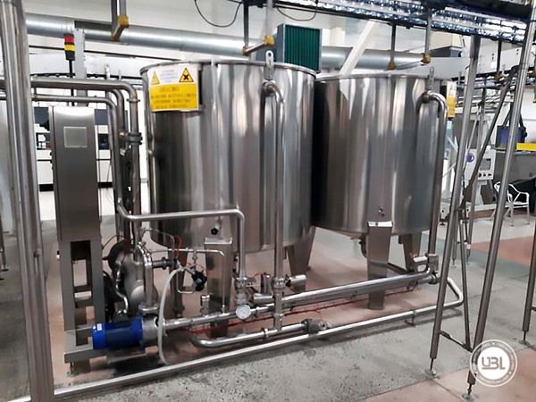 Used Isobaric Complete PET Line for Sparkling Water, Water 12500 bph - 6