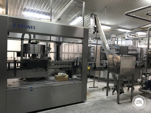 Used Isobaric Complete PET Line for Soft Drinks, Sparkling Water, Water 12000 bph - 10