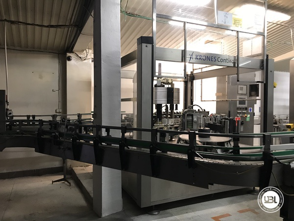 Used Isobaric Complete PET Line for Soft Drinks, Sparkling Water, Water 12000 bph - 12