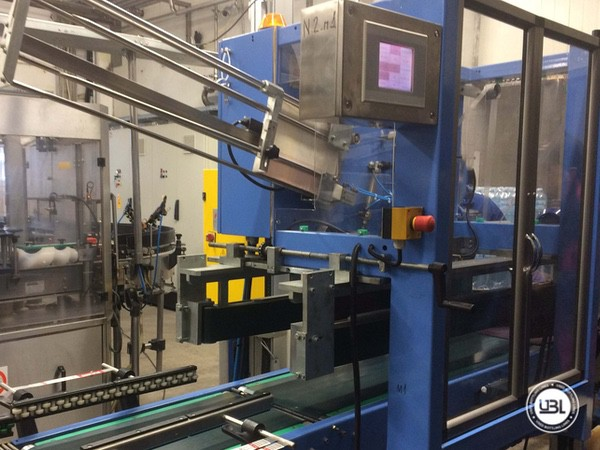 Used Isobaric Complete PET Line for Soft Drinks, Sparkling Water, Water 12000 bph - 13