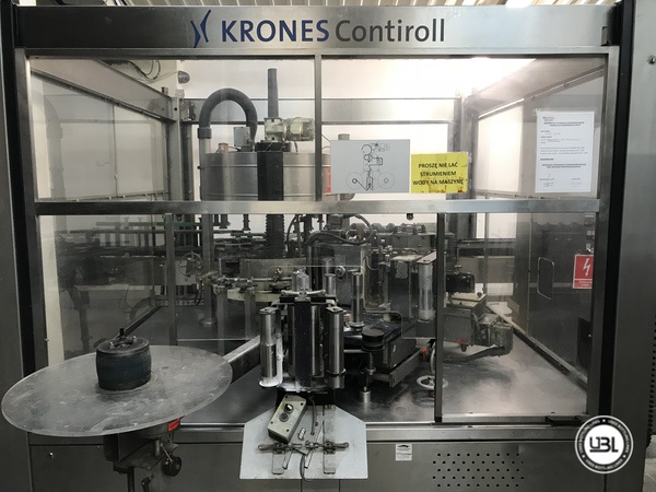 Used Isobaric Complete PET Line for Soft Drinks, Sparkling Water, Water 12000 bph - 21