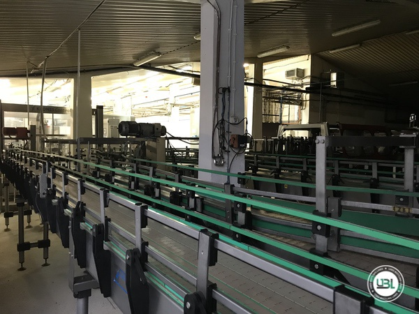 Used Isobaric Complete PET Line for Soft Drinks, Sparkling Water, Water 12000 bph - 23