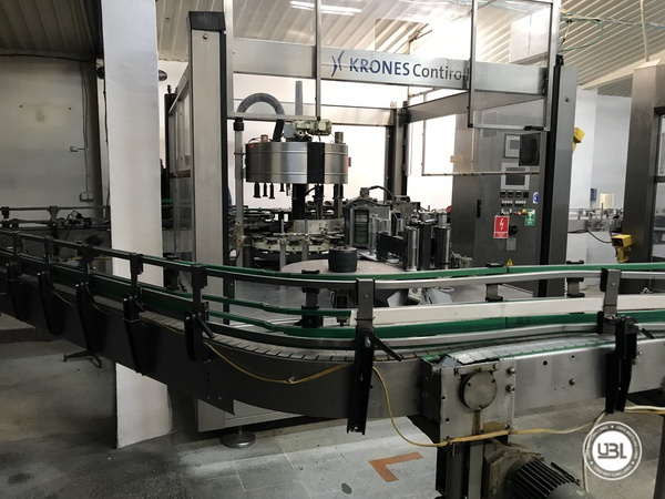 Used Isobaric Complete PET Line for Soft Drinks, Sparkling Water, Water 12000 bph - 24