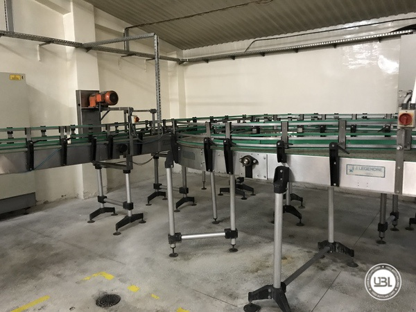 Used Isobaric Complete PET Line for Soft Drinks, Sparkling Water, Water 12000 bph - 25