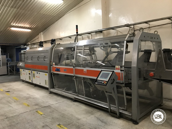 Used Isobaric Complete PET Line for Soft Drinks, Sparkling Water, Water 12000 bph - 26