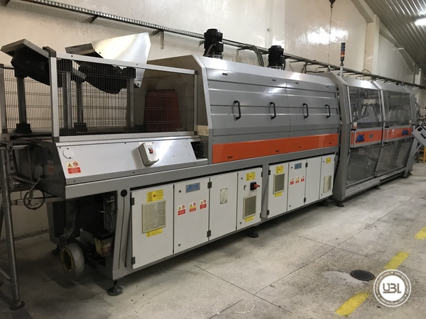 Used Isobaric Complete PET Line for Soft Drinks, Sparkling Water, Water 12000 bph - 27