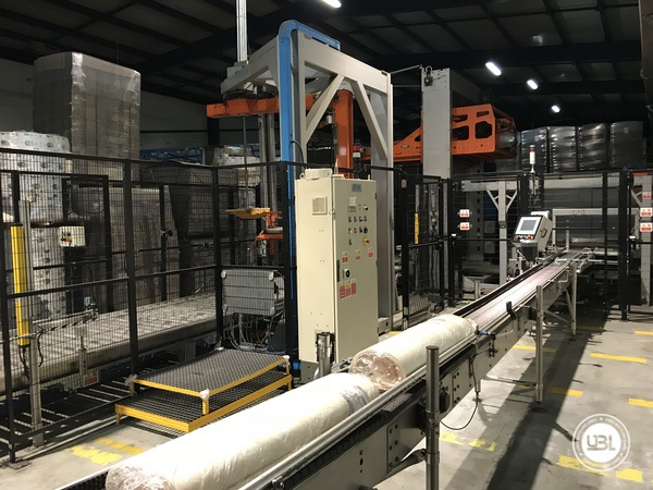 Used Isobaric Complete PET Line for Soft Drinks, Sparkling Water, Water 12000 bph - 29