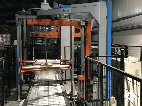 Used Isobaric Complete PET Line for Soft Drinks, Sparkling Water, Water 12000 bph - 30