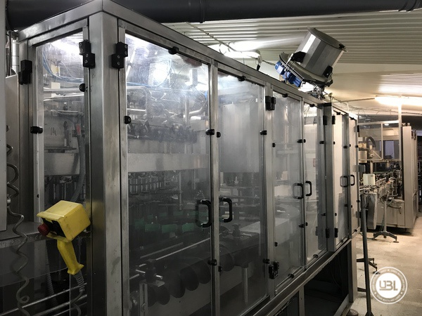Used Isobaric Complete PET Line for Soft Drinks, Sparkling Water, Water 12000 bph - 4