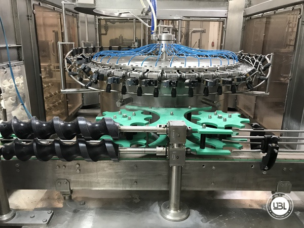 Used Isobaric Complete PET Line for Soft Drinks, Sparkling Water, Water 12000 bph - 5