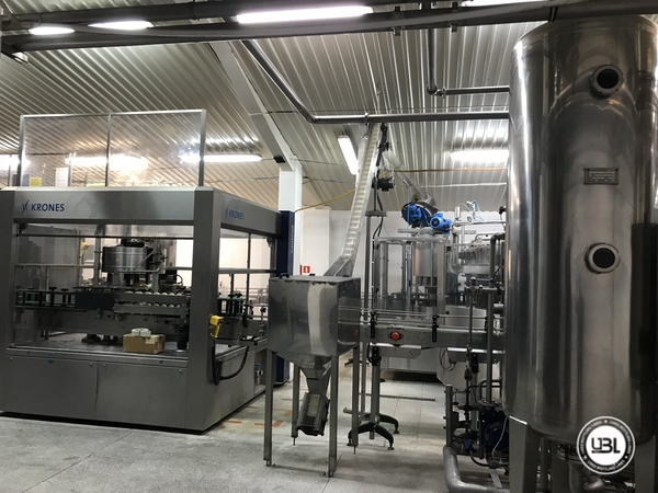 Used Isobaric Complete PET Line for Soft Drinks, Sparkling Water, Water 12000 bph - 9