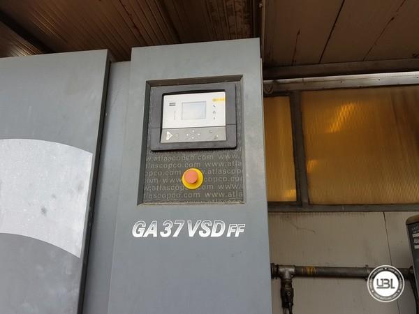 Compresores Atlas Copco GA37VSD - 3