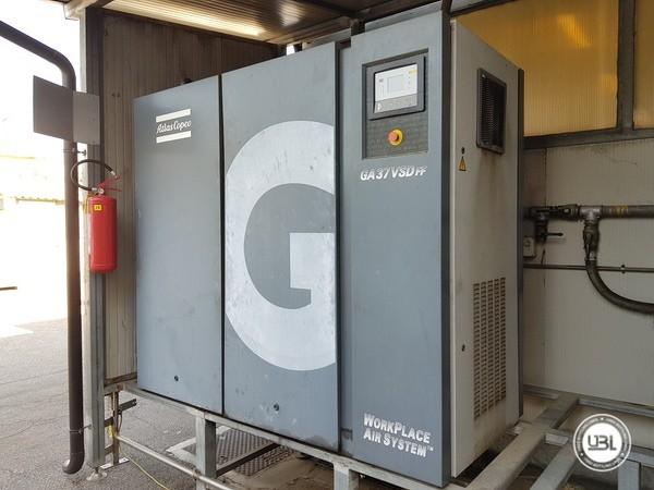 Compresores Atlas Copco GA37VSD - 2