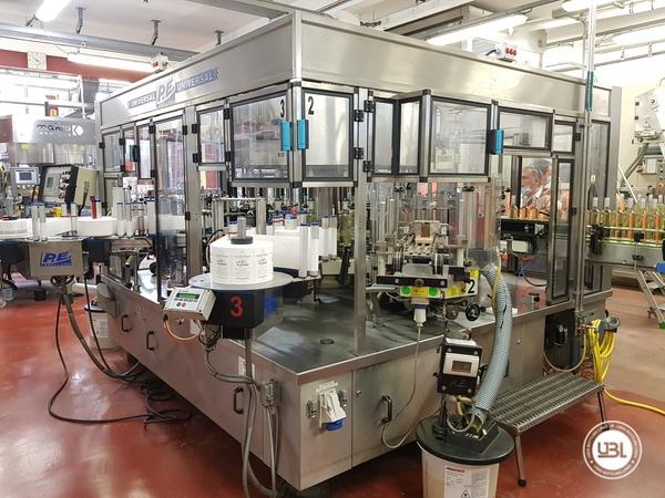 Etichettatrice P.E. Labellers UNIVERSAL MASTER T AX A Type 20T/1420/5S - 1