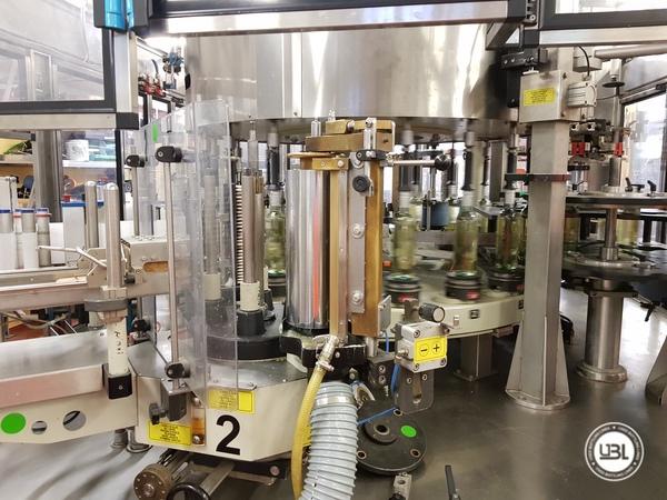 Etichettatrice P.E. Labellers UNIVERSAL MASTER T AX A Type 20T/1420/5S - 2