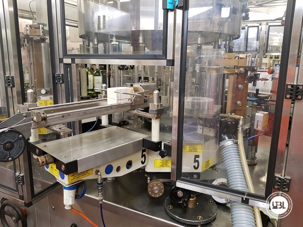 Etichettatrice P.E. Labellers UNIVERSAL MASTER T AX A Type 20T/1420/5S - 8