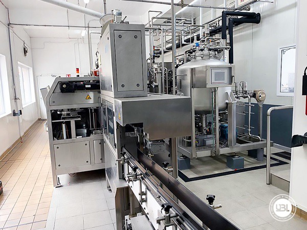 Used Isobaric Complete PET Line for Soft Drinks 2800 bph - 0