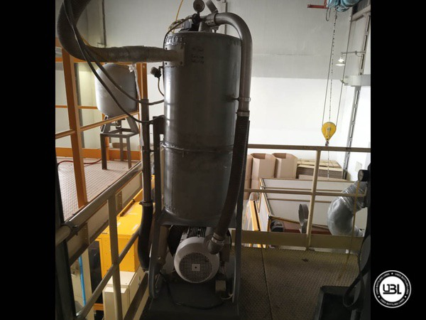 Used Injection Molding Machine Husky INQ250PET - 10