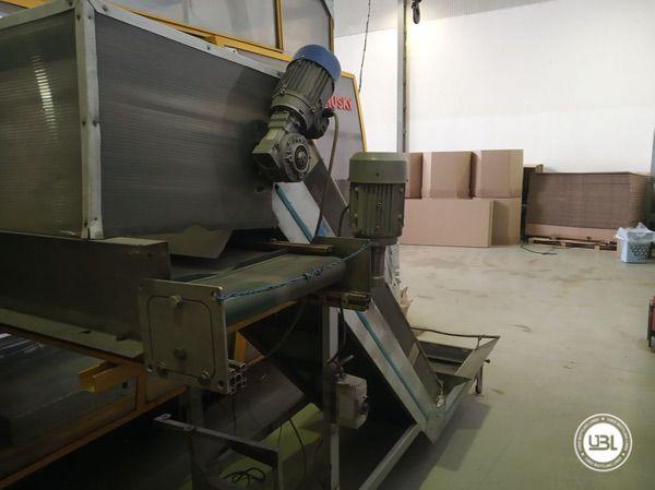 Used Injection Molding Machine Husky INQ250PET - 12
