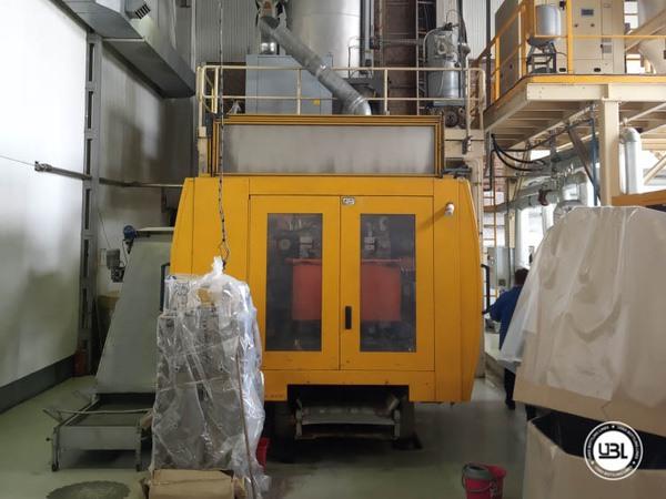 Used Injection Molding Machine Husky INQ250PET - 2
