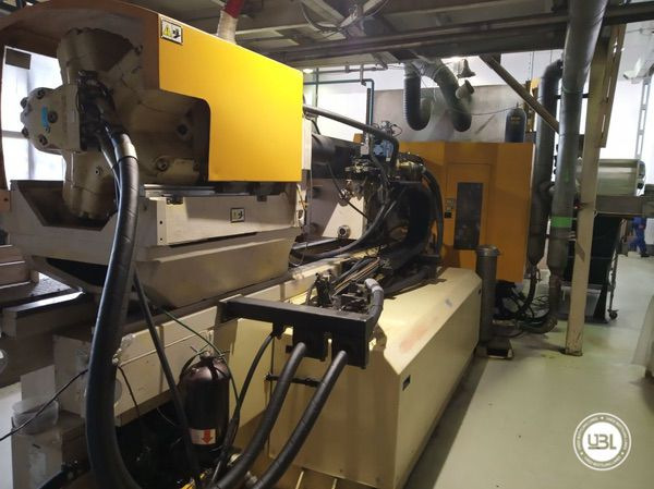 Used Injection Molding Machine Husky INQ250PET - 4