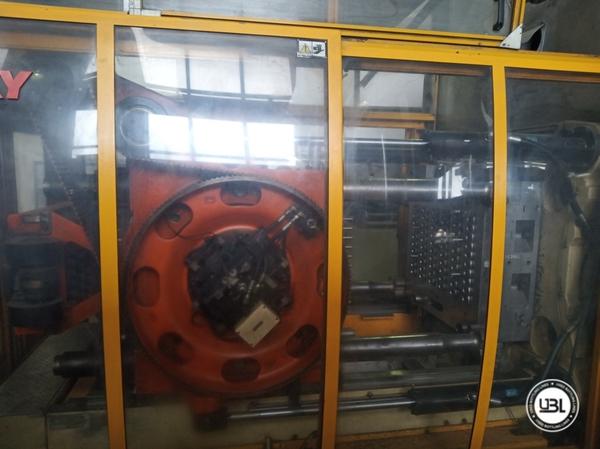 Used Injection Molding Machine Husky INQ250PET - 5
