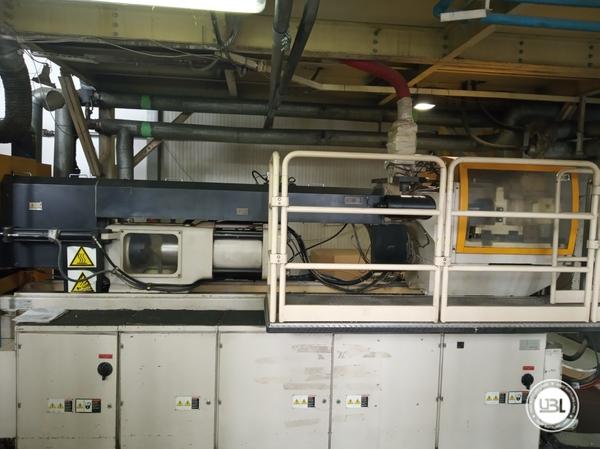 Used Injection Molding Machine Husky INQ250PET - 8