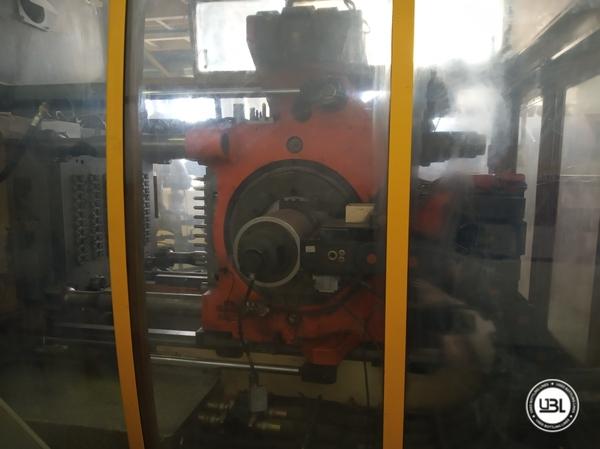 Used Injection Molding Machine Husky INQ250PET - 9