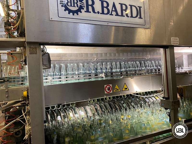 Used Bottle Washing Machine Bardi NILO 2 30R - 1