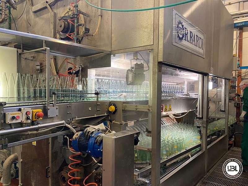 Used Bottle Washing Machine Bardi NILO 2 30R - 2