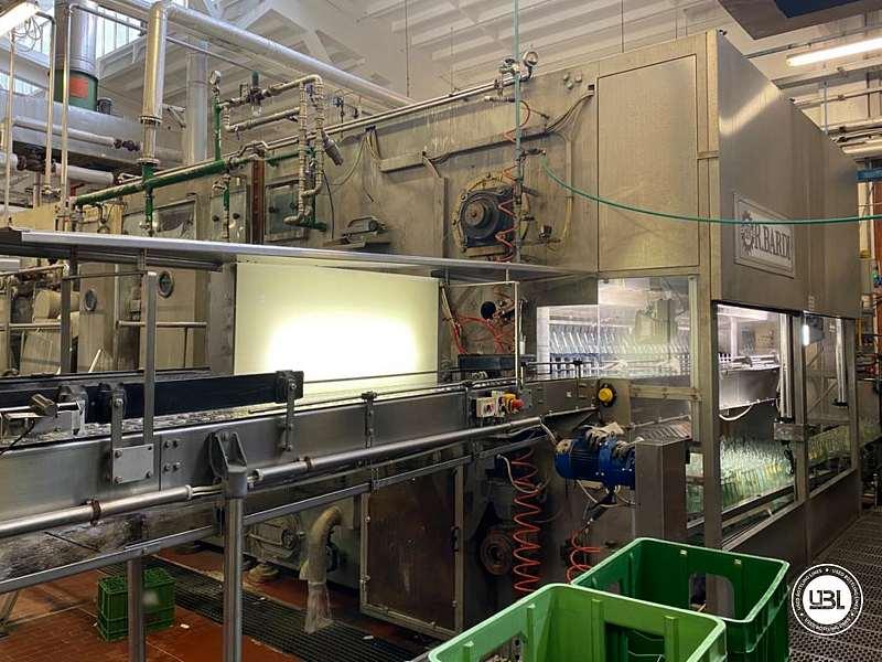 Used Bottle Washing Machine Bardi NILO 2 30R - 3