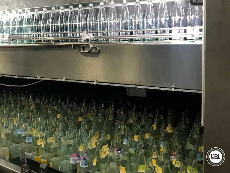 Used Bottle Washing Machine Bardi NILO 2 30R - 4