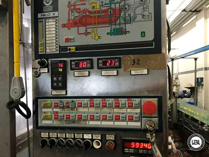 Used Bottle Washing Machine Bardi NILO 2 30R - 5