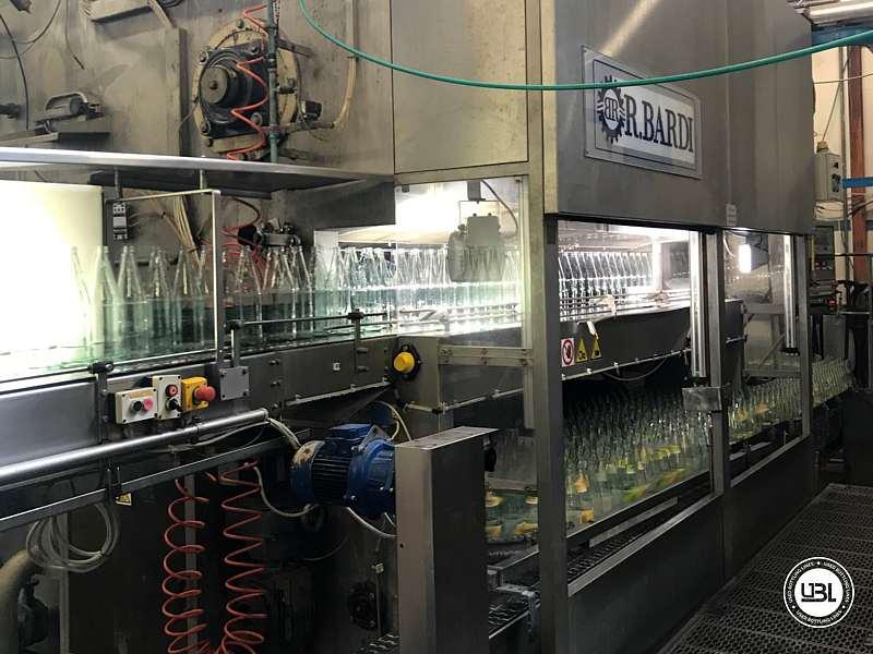 Used Bottle Washing Machine Bardi NILO 2 30R - 6