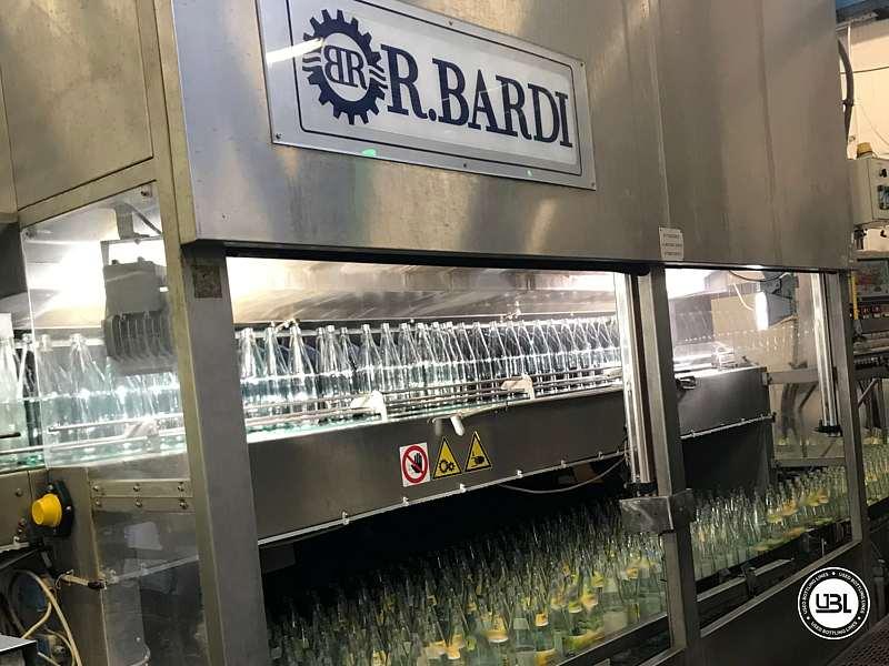 Used Bottle Washing Machine Bardi NILO 2 30R - 7