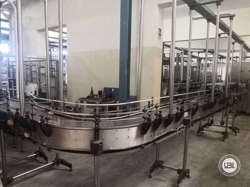 Ligne complète verre d'occasion isobare pour vin mousseux, vin tranquille 8000 bph - 2