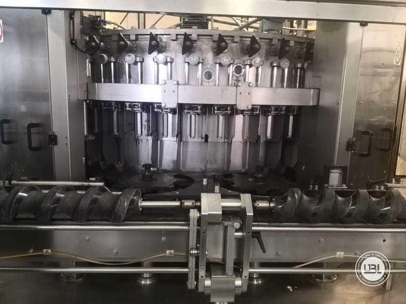 Ligne complète verre d'occasion isobare pour vin mousseux, vin tranquille 8000 bph - 9