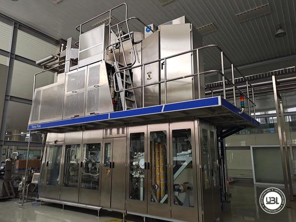 Used Complete Brik Line for Dairy 24000 bph - 1