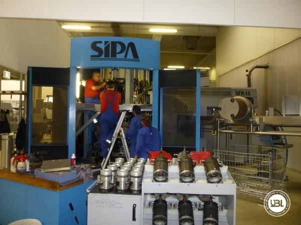 Used Blow Molding Machine Sipa SFR 12 - 10