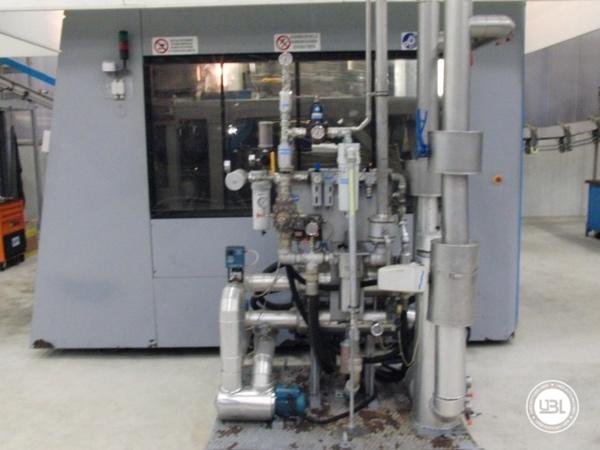 Used Blow Molding Machine Sipa SFR 12 - 3