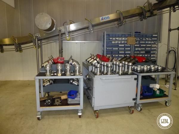 Used Blow Molding Machine Sipa SFR 12 - 5